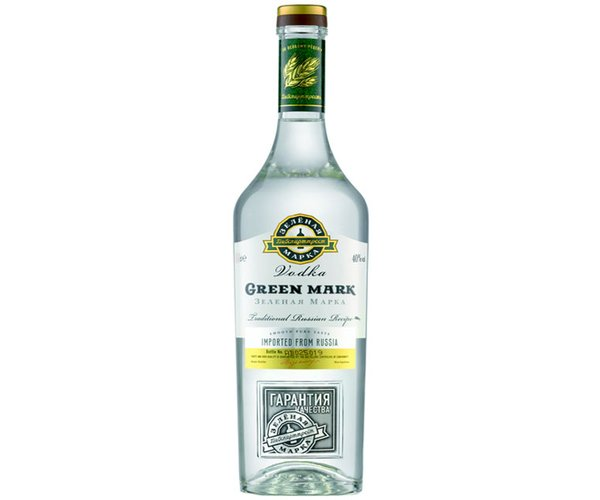 Βότκα Green Mark Vodka