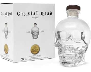 Βότκα Crystal Head Vodka