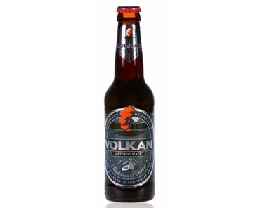 Μαύρη Volkan Black Wheat Lager