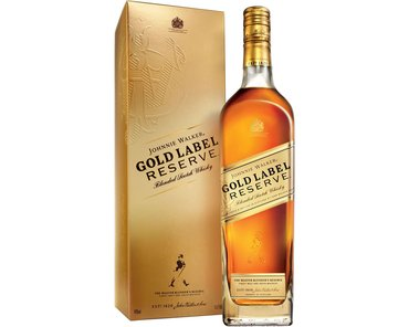 Blended Johnnie Walker Gold Reserve