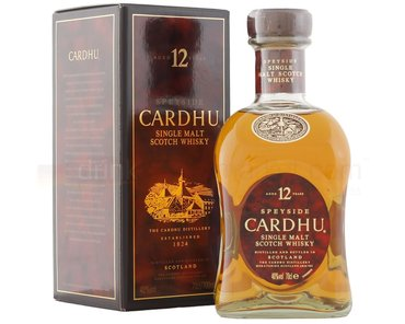 Malts   Cardhu 12 Year Old
