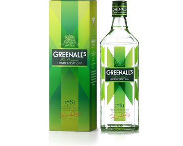 Τζίν Greenall's Original London Dry Gin