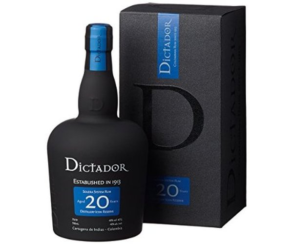 Ρούμι Dictador 20 Year Old