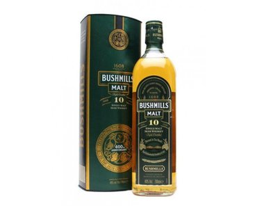 Malts Bushmills 10 Year Old