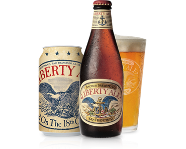 Καστανή Anchor Liberty Ale