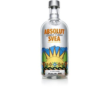 Βότκα Absolut SVEA Limited Edition Vodka
