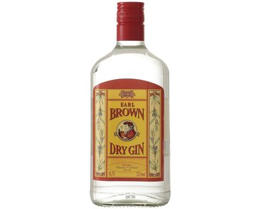 Τζίν Earl Brown Dry Gin