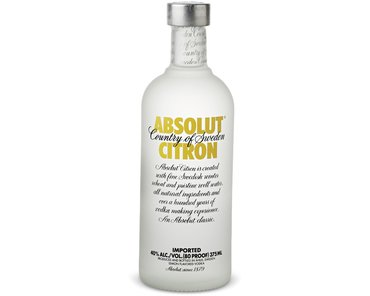 Βότκα Absolut Citron