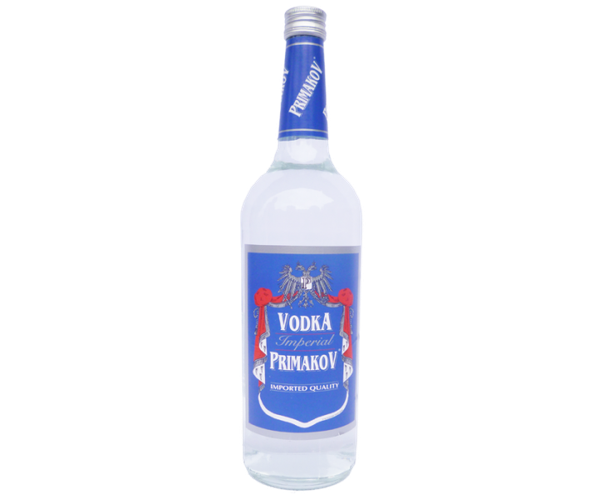 Βότκα Primakov Vodka