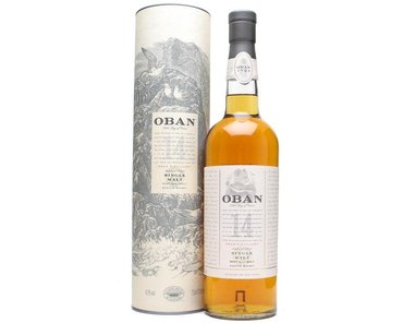 Malts Oban 14 Year Old