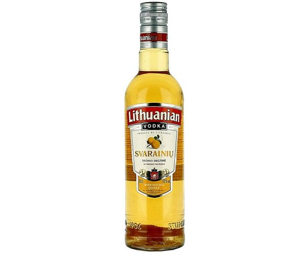 Βότκα Lithuanian Caramel Vodka