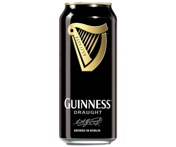 Μαύρη Guinness Can